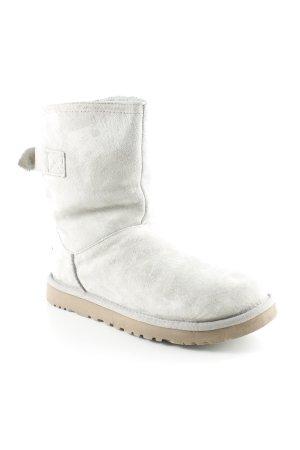 UGG Snowboots hellgrau Casual-Look