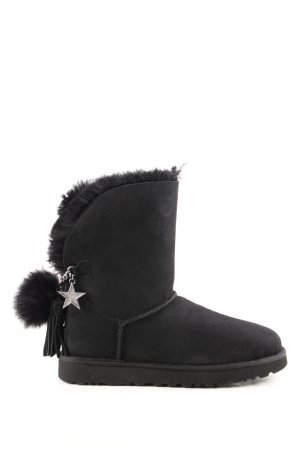 "UGG Snow Boots ""W Classic Charm Boot Black"" black"