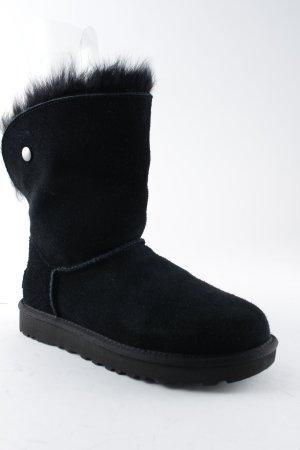 """UGG Snowboots """"W Valentina Black 37"""" schwarz"""