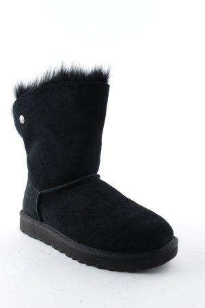 """UGG Snowboots """"W Valentina Black 38"""" schwarz"""