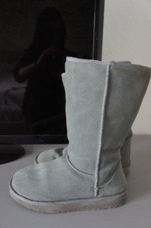 UGG Stiefel Größe 38 grau
