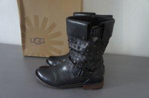 UGG Stiefel Größe 38 Leder