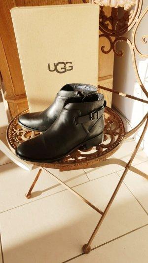 Ugg Stiefletten Boots Stiefel Schwarz 38
