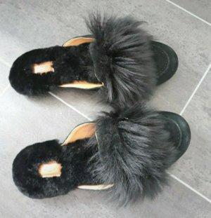 UGG Sandale d'extérieur noir