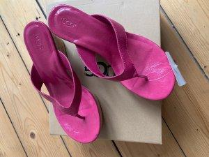 UGG Toe-Post sandals pink