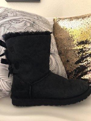UGG Bottes de neige noir