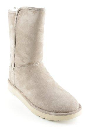 """UGG Botas de invierno """"Abree Short II"""" marrón grisáceo"""