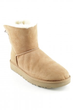 "UGG Winterstiefel ""Mini Bailey Bow II"" beige"