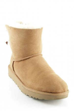 "UGG Winterstiefel ""Mini Bailey Bow II "" braun"