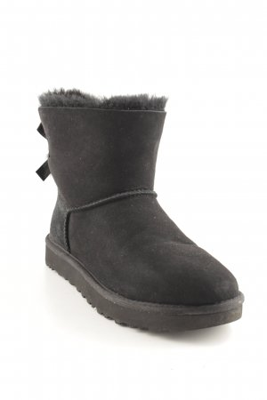 "UGG Winterstiefel ""Mini Bailey Bow II "" schwarz"