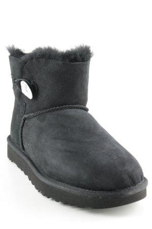 """UGG Bottes d'hiver """"Mini Bailey """" noir"""