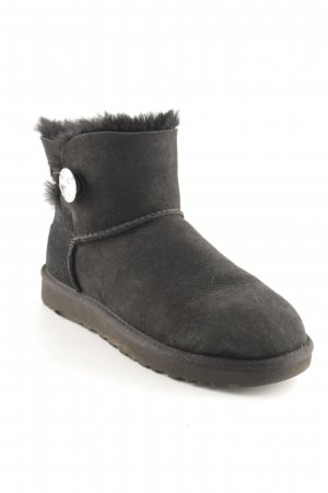 "UGG Winterlaarzen ""Mini Bailey "" zwart"