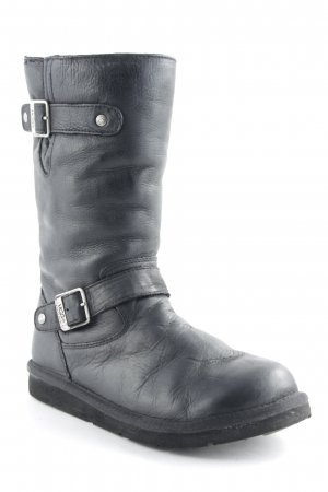 UGG Winter Boots black casual look