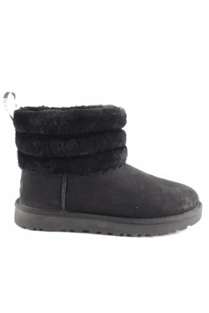 "UGG Winterstiefel ""W Fluff Mini Quilted Black"""