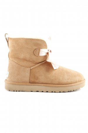 "UGG Winterstiefel ""W Gita Bow Mini Chestnut"""