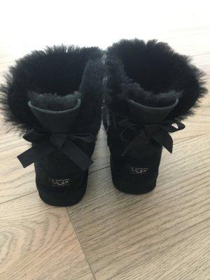 UGG Australia Ankle Boots black
