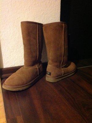 Uggs Australien chestnut Gr. 38 Stiefel Boots UGG Australia