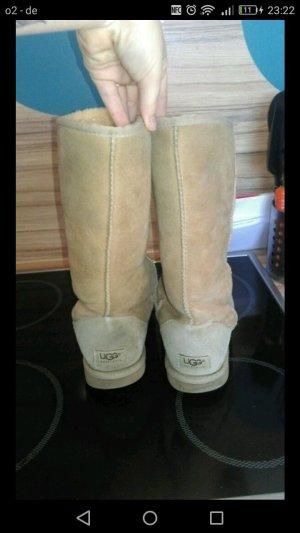 UGG Australia Snow Boots camel