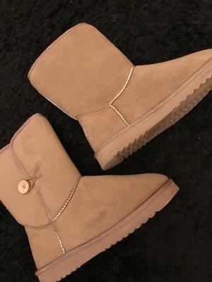 Uggs Esprit Boots Hellbraun