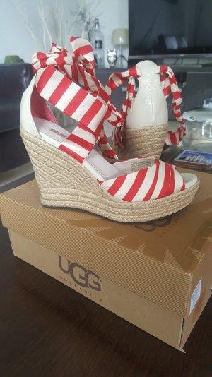 Uggs Keilabsatz Sandalen