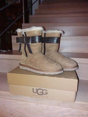 UGG Stivale marrone-color cammello