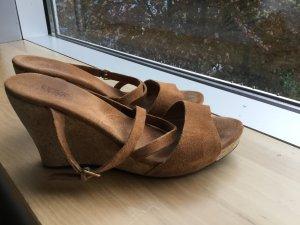 Uggs Sandalen mit Keilabsatz Gr.41