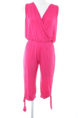 Ugli Sister Jumpsuit pink extravaganter Stil
