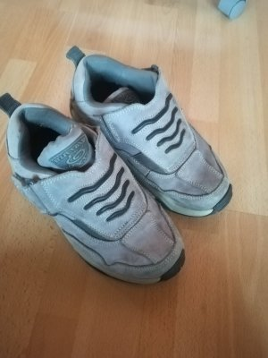Buffalo Velcro Sneakers grey