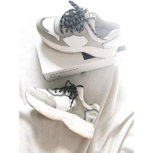 Bronx Sneaker stringata multicolore Pelle