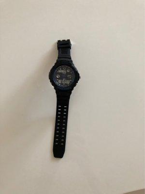 Reloj digital negro