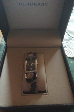Burberry Orologio analogico marrone-crema