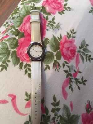 Horloge wit