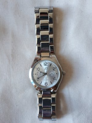 Watch Clasp silver-colored