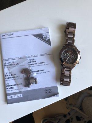 Uhr, Chronograph, wie neu