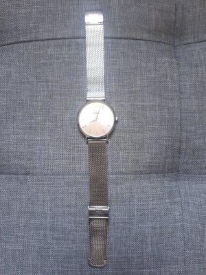 Uhr Cluse silber