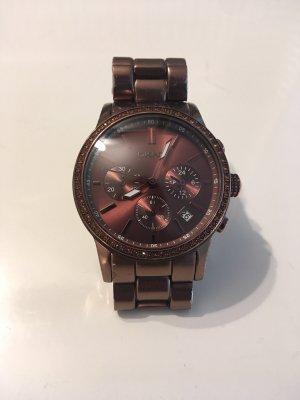 Uhr DKNY braun