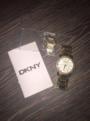 Uhr DKNY Gold