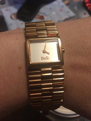 Dolce & Gabbana Montre analogue doré