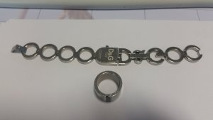 Uhr Dolce und Gabbana + Ring