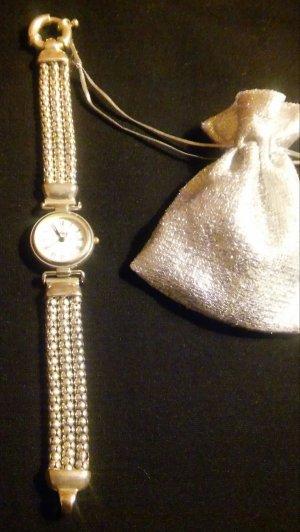 Uhr echte Silber 925