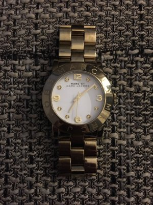 Uhr Gold Marc by Marc Jacobs