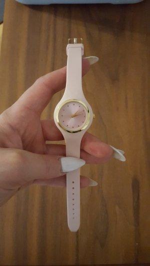 Asos Orologio analogico oro-rosa pallido