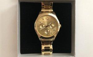 Uhr in Gold von Esprit