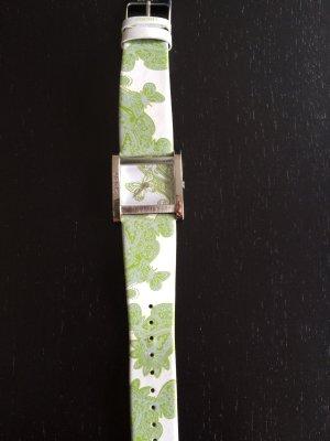 Uhr in weiß-grün von Esprit