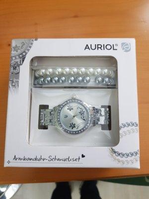 Uhr incl Armbänder