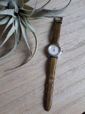 Uhr Leder Vintage Hipster