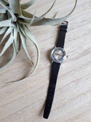 Uhr Lederband Klassiker Vintage