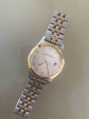 Marc Jacobs Reloj con pulsera metálica color oro-color plata