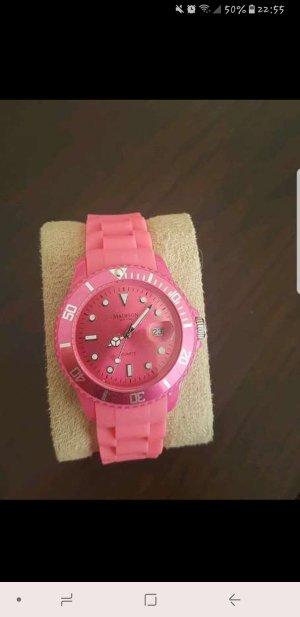 Uhr rosa