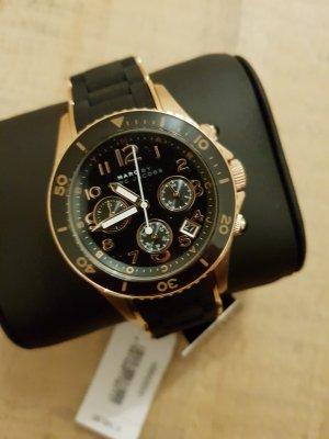 Uhr rosegold schwarz
